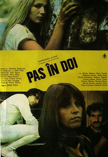 poster Pas în doi (1985)