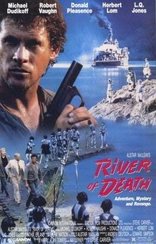 poster River of Death (1989)