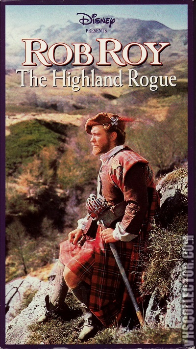 poster Rob Roy - The Highland Rogue (1953)