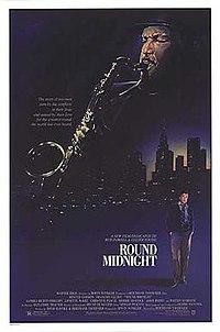 poster Round Midnight (1986)