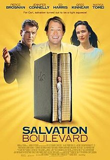 poster Salvation Boulevard (2011)
