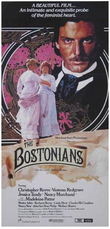 poster The Bostonians (1984)
