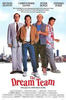poster The Dream Team (1989)