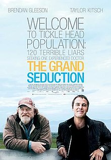 poster The Grand Seduction (2013)