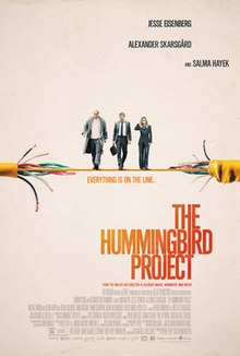 poster The Hummingbird Project (2018)