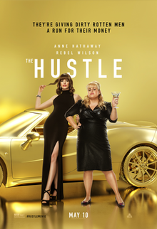 poster The Hustle (2019)