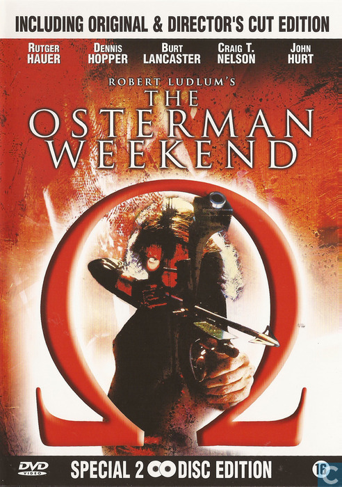 poster The Osterman Weekend (1983)