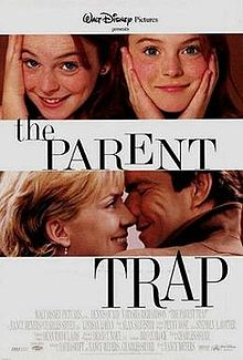 poster The Parent Trap (1998)
