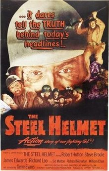 poster The Steel Helmet (1951)
