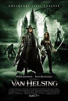 poster Van Helsing (2004)
