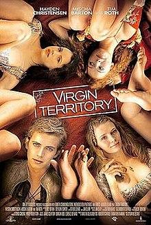 poster Virgin Territory (2007)