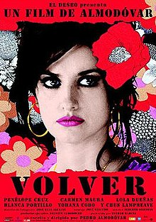 poster Volver (2006)