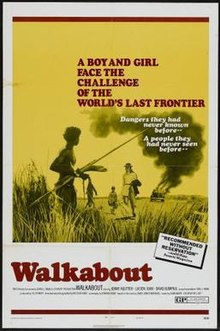 poster Walkabout (1971)