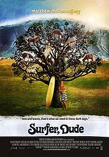 poster Surfer Dude (2008)