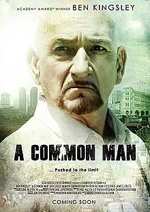 poster A Common Man (2013)