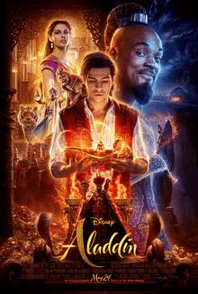 poster Aladdin (2019)