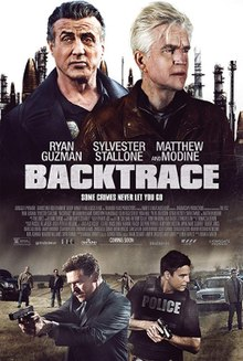 poster Backtrace (2018)