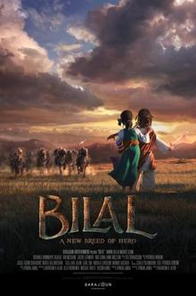 poster Bilal A New Breed of Hero (2015)