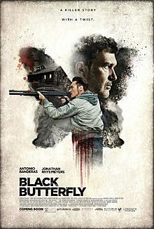 poster Black Butterfly (2017)