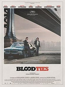 poster Blood Ties (2013)