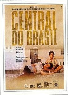 poster Central do Brasil (1998)