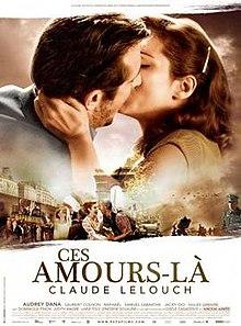 poster Ces amours-la (2010)