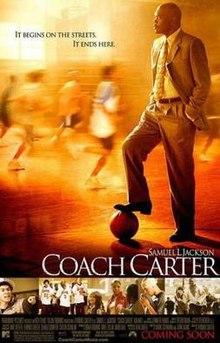 poster Coach Carter (2005)