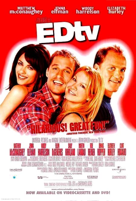 poster EDtv (1999)