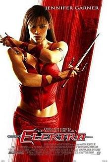 poster Elektra (2005)