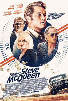 poster Finding Steve McQueen (2019)