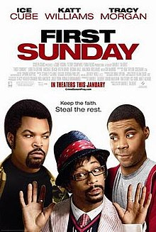 poster First Sunday (2008)