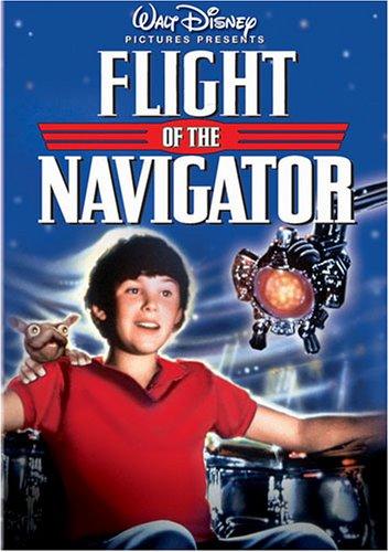 poster Flight of the Navigator (1986)