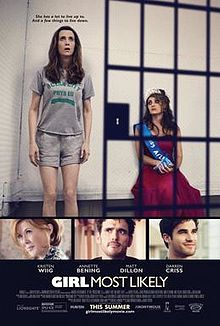 poster Girl Most Likely (2012)