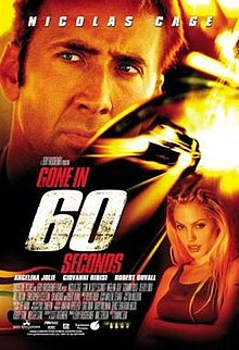 poster Gone in 60 Seconds (2000)