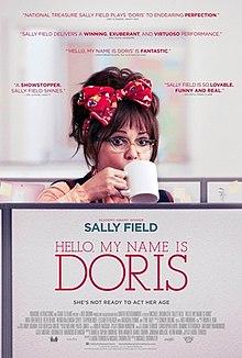 poster Hello, My Name Is Doris (2015)