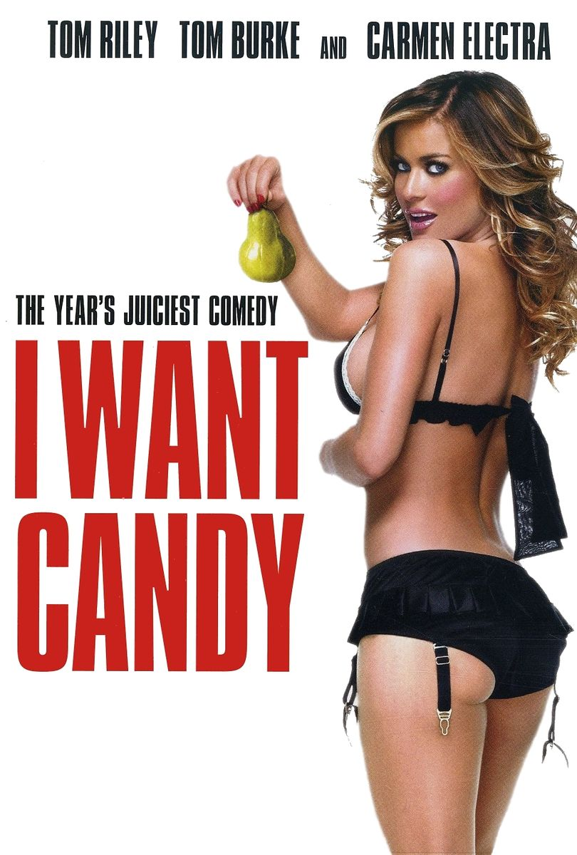 poster I Want Candy (2007)