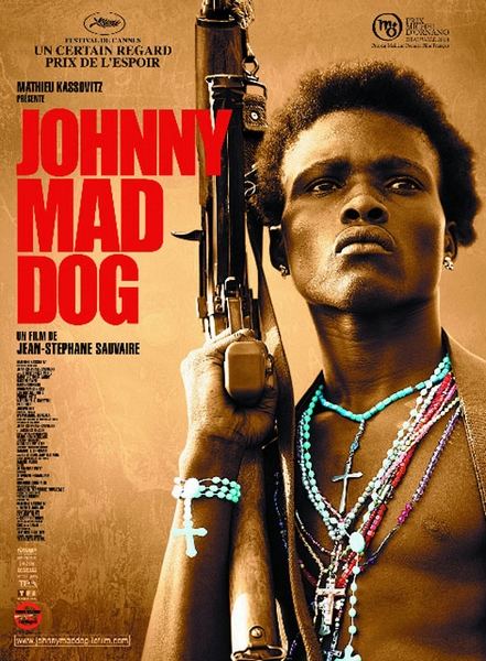poster Johnny Mad Dog (2008)