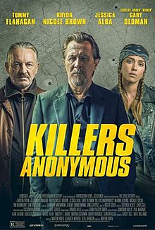poster Killers Anonymous (2019)