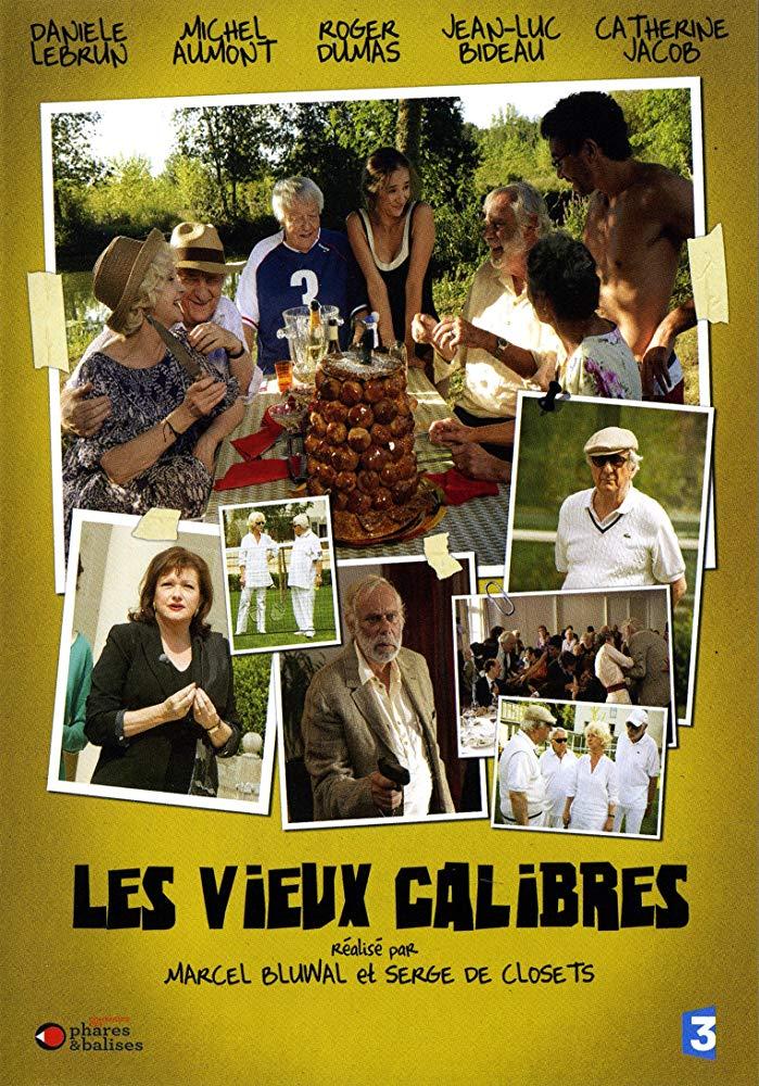poster Les vieux calibres (2013)