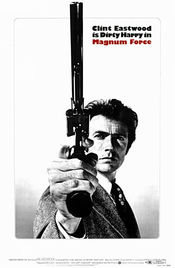 poster Magnum Force (1973)