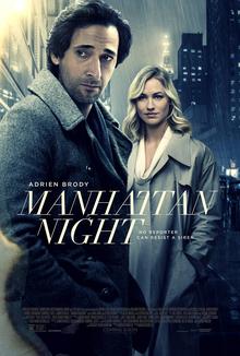 poster Manhattan Nocturne (2016)