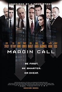poster Margin Call (2011)