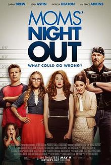 poster Moms' Night Out (2014)