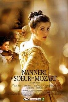 poster Nannerl la soeur de Mozart (2010)
