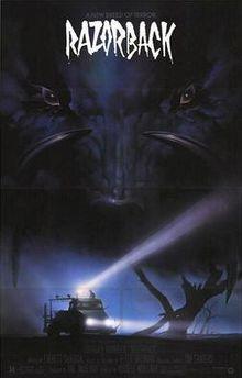 poster Razorback (1984)
