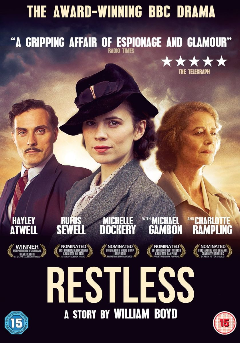 poster Restless (TV Movie 2012)