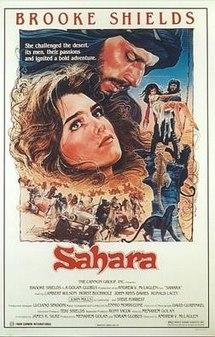 poster Sahara (1983)