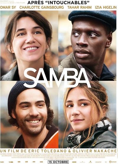 poster Samba (2014)