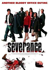 poster Severance (2006)
