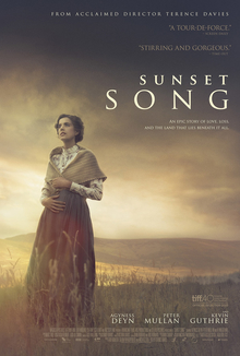 poster Sunset Song (2015)